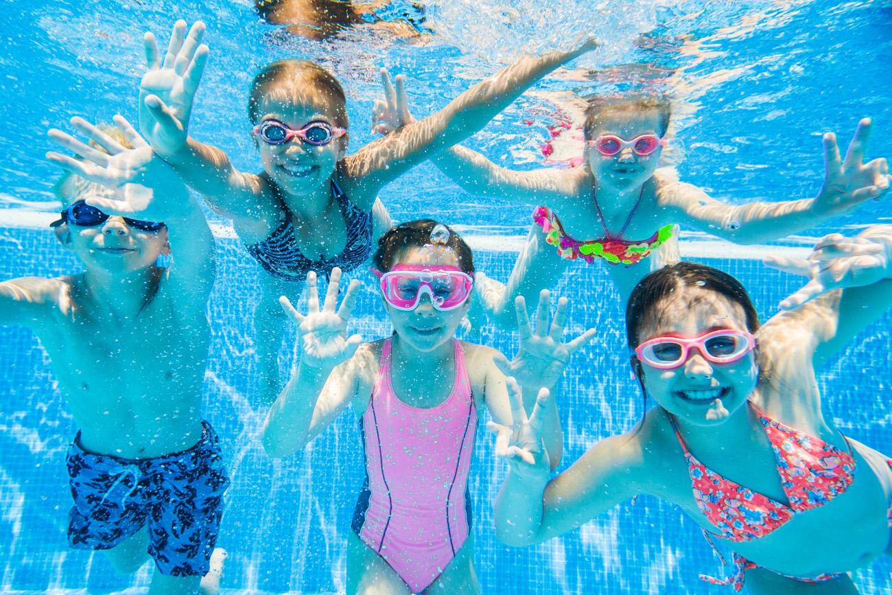 Corso Nuoto Bambini